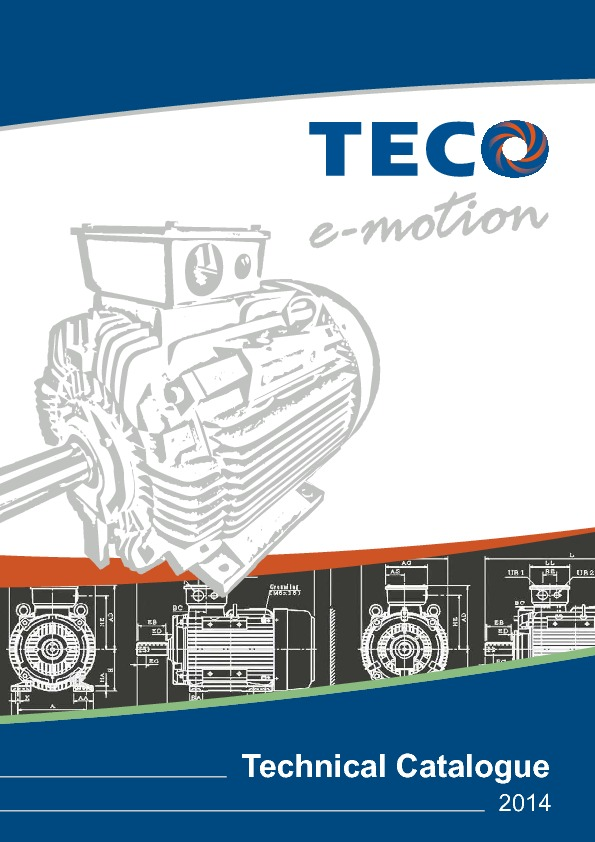 TECO Motors Catalogue